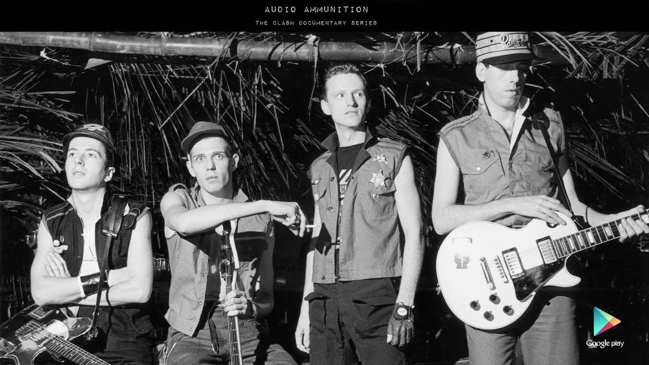 "The Clash - Audio Ammunition Documentary - Part 5 ""Combat ..."