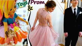 Prom and Toys! 😊 2018 Prom Vlog and TTPM Spring Showcase