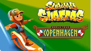 SUBWAY SURFERS COPENHAGEN #190 GAMEPLAY HD - JAKE PLAY AND MYSTERY BOXES OPENING - TUAONE