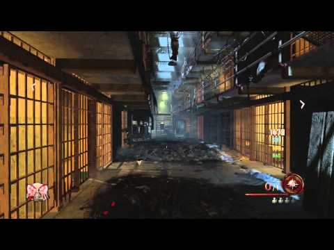 cell block glitch on mob of the dead BO2