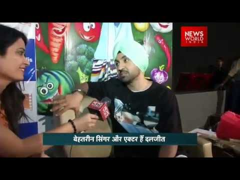 NWI exclusive: Swag king Diljit Dosanjh speaks with News World India