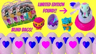 Opening Hatchimals CollEGGtibles and Finding Limited Edition Egg
