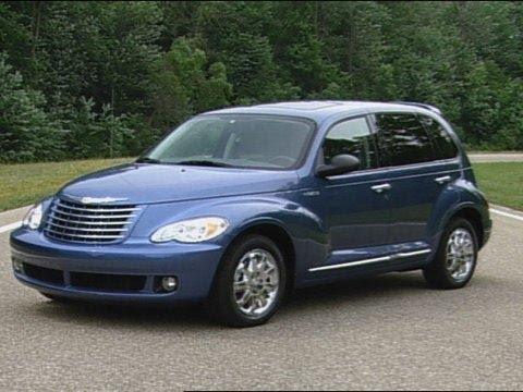 2001 2009 Chrysler Pt Cruiser Pre Owned Vehicle Review