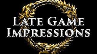 Elder Scrolls Online Late Game Impressions
