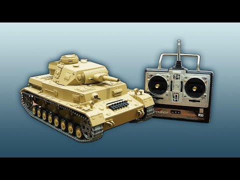 Heng Long Panzer IV RC Tank Review