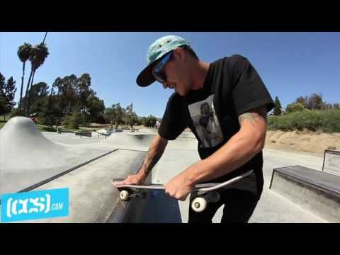 Trick Tip | Frontside Krooked Grinds With Ryan Gallant