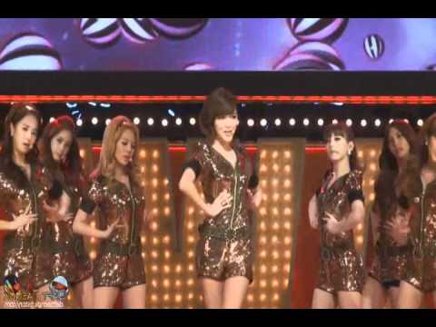 Snsd Hoot Dance Mirror Slow video