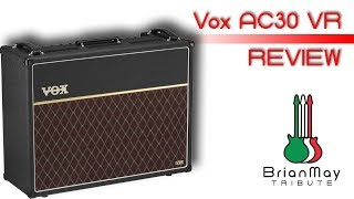Vox AC30 VR review - (ENG.SUBS.)