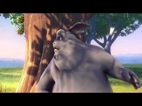 Big Buck Bunny 1080p 60fps, 4K UHD 60fps