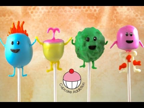 Make Dumb Ways To Die (DWTD) Cake Pops! A Cupcake Addiction How To Collab with C
