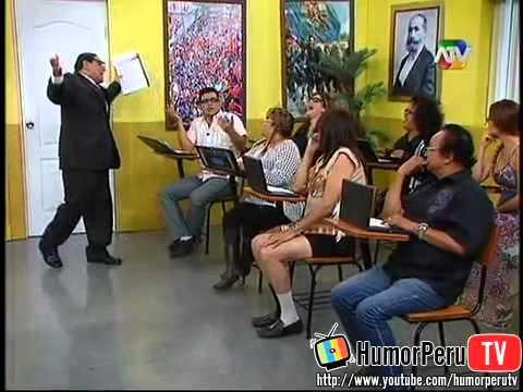 El Cartel Del Humor 21/04/13 LA ESCUELITA   Chistes   Apodos   COMPLETO 21/04/2013