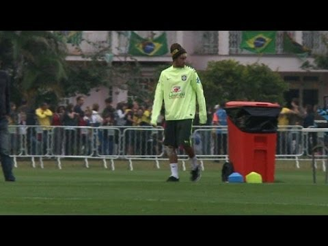 World Cup: Neymar 'recovering well' from injury