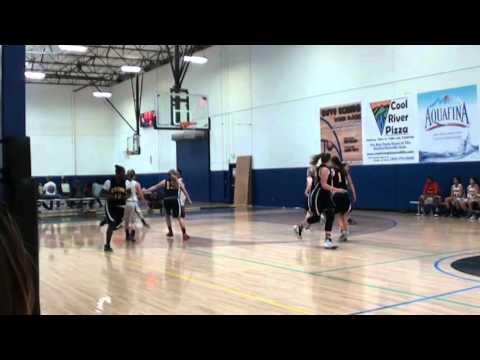 2017 Savannah McMorrow Basketball Post