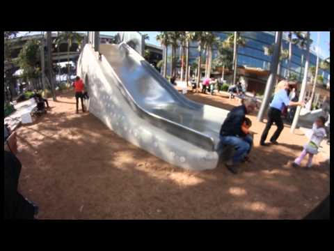 Darling Quarter Playground || KOMPAN