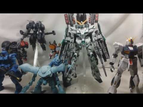 2012 in Review - vegeta8259's Gunpla