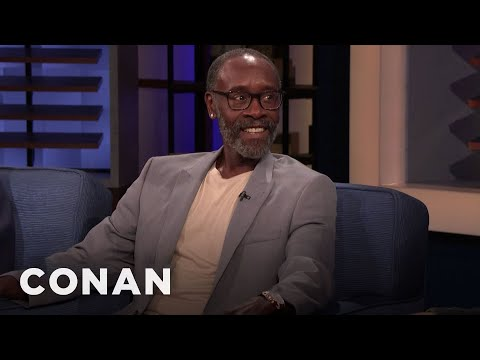 download song The Paparazzi Gave Matt Damon Directions To Don Cheadle's House - CONAN on TBS free