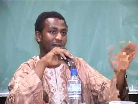 Conférence Débat à l'université de Ouagadougou,Département des Mathématiques 4eme Partie
