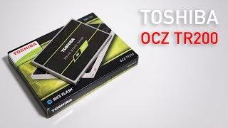 Toshiba OCZ TR200 Budget SATA SSD Review & Speed Test