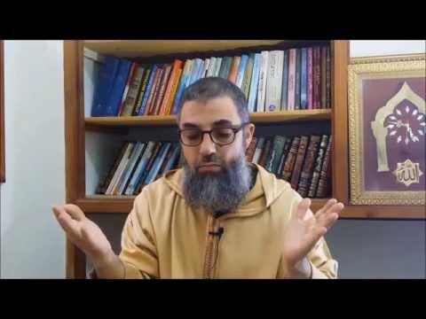 Apeçu sur les finalités de la sharîa  par Mohammad Karimi Al Maghribi cours 3