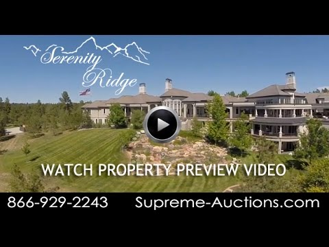 Denver Colorado Luxury Mega Mansion For Sale [50,000+ Sq Ft]