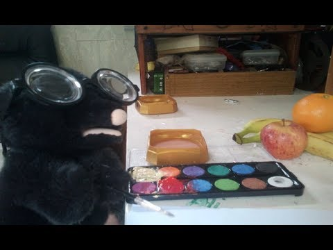 Ronnie the Artist - Ronnie the Mole - HD