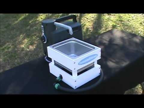 Portable Sink For Camping Youtube