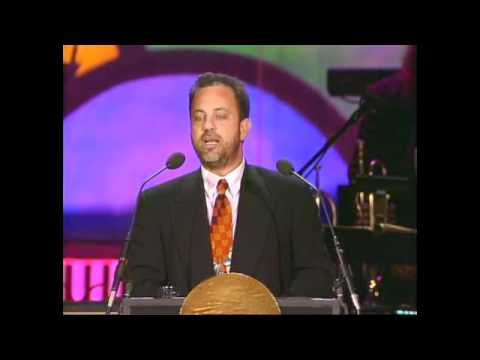Billy Joel Inducts Sam & Dave at the 1992 Inductions