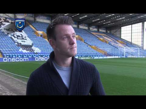Former Reading, Aston Villa, West Brom and England left back Nicky Shorey speaks exclusively to Pompey Player after signing a deal at Fratton Park until the end of the season. See more at:...
