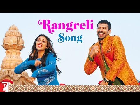 Rangreli - Song - Daawat-e-Ishq - Aditya Roy Kapur | Parineeti Chopra