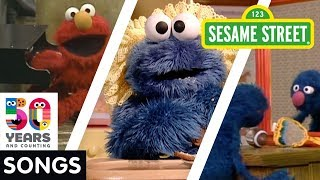 Sesame Street: 50 Songs in 50 Years Compilation | #Sesame50