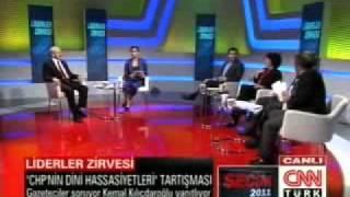 Ayşenur Arslan ile Ahmet Hakan arasında Cuma namazı tartışması yaşandı.