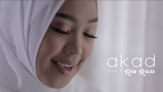 download lagu Akad - Payung Teduh Cover By Ria Ricis gratis