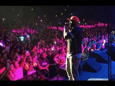 50 Cent Gets Kicked Off Stage At Birthday Bash Concert Atlanta