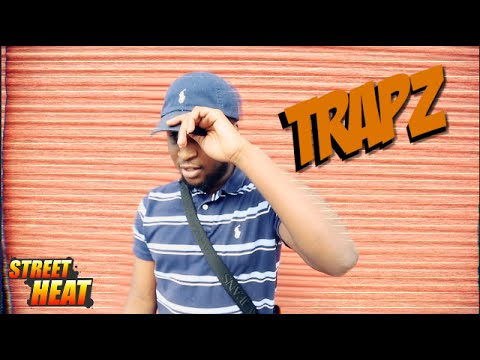 Trapz -#StreetHeat Freestyle [@TrapzLDN] | Link Up TV
