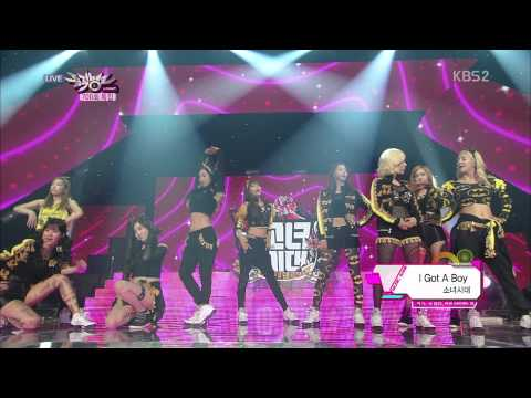 130517 Girls' Generation - Gee + I Got A Boy @ Music Bank 700th Special [1080p]