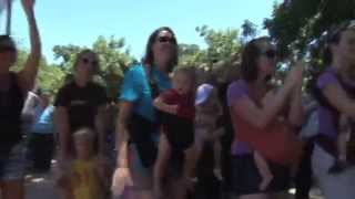 Official Keep Austin Breastfeeding Flash Mob 2010