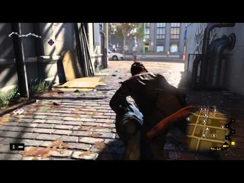 Watch Dogs - Gameplay no mundo aberto
