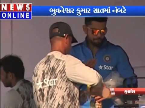 ICC  ODI rankings Virat Kohli is on 2 number