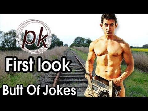 PeeKay (PK) Trailer First Look - Aamir Khan Butt of JOKES |...