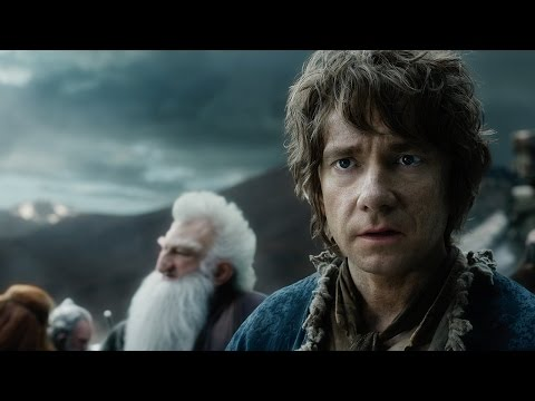 The Hobbit: The Battle of the Five Armies - Official Teaser Trailer [HD] klip izle