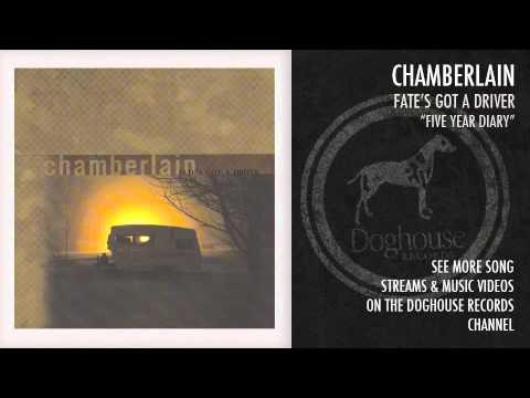 Chamberlain - Five Year Diary