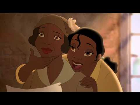 "The Princess & The Frog ""Almost There"" Film Clip"