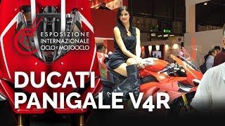 Ducati Panigale V4 R - Salon EICMA 2018- nouveautés 2019