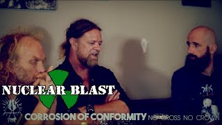 CORROSION OF CONFORMITY - What is the meaning of the album title (No Cross No Crown trailer #5)
