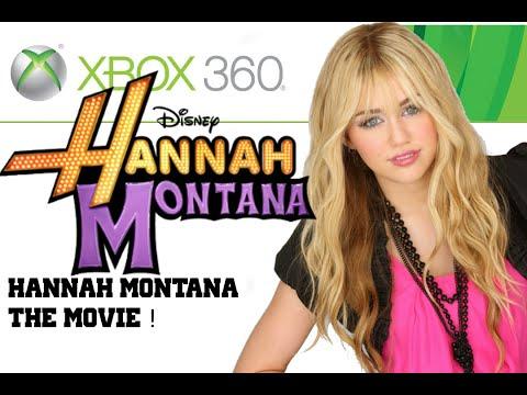 Hannah Montana The Movie - Xbox 360 - 720p