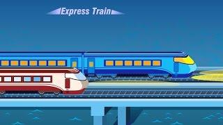 Express Train - Kereta Api Ekspres (Android Game)