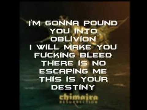 Chimaira - The Flame
