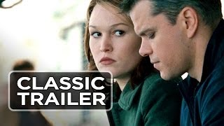 The Bourne Ultimatum (2007) - Official Trailer