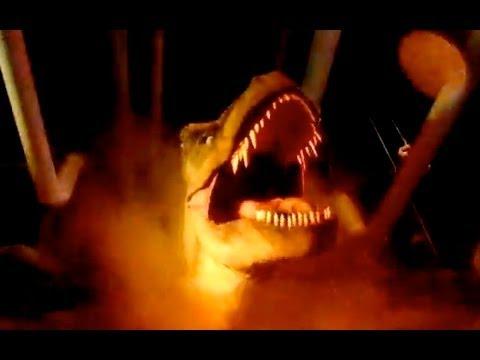 Jurassic Park River Adventure (HD POV) Universal Studios Orlando Florida