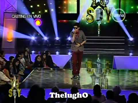 Yo Soy 17-05-13 Casting BRUNO MARS [Viene por su Revancha] - Yo Soy Temporada 2013 [17/05/13]